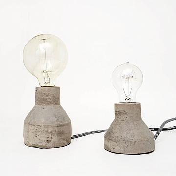 Architectural+Lamp+-Cone
