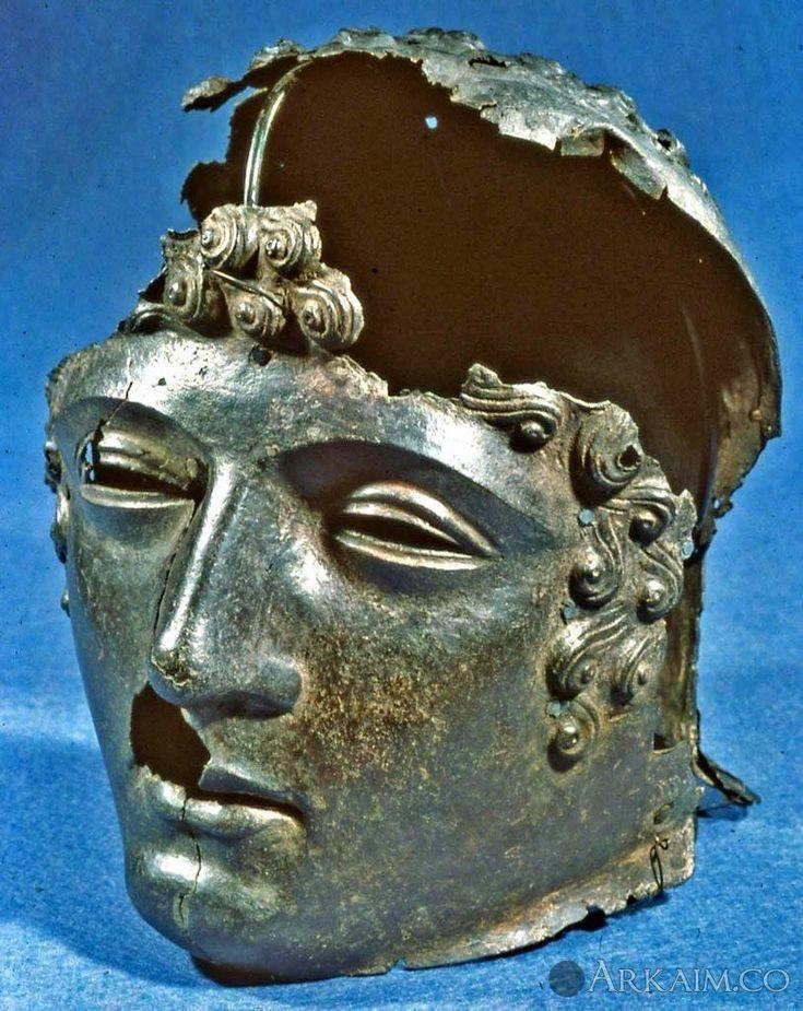 GBSviuGx5XY - Римские кавалерийские шлемы - Галерея - Arkaim.co