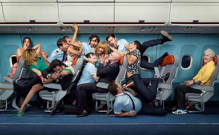 Los amantes pasajeros.