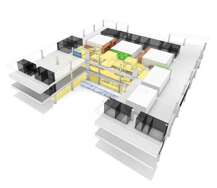 Gallery of Vienna Microsoft Headquarters / INNOCAD Architektur ZT GmbH - 13