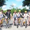 Start point Bali cycling #balicycling #balirafting #baliraftingandbalicycling #baliactivities #balitour