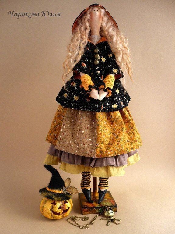 кукла ведьма своими руками - Поиск в Google