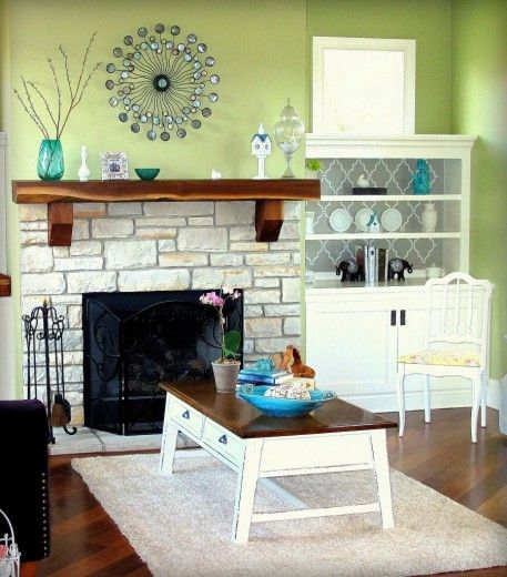 Best 25 kid friendly laundry room furniture ideas on pinterest kid friendly utility room - Green paint colors for living room ...