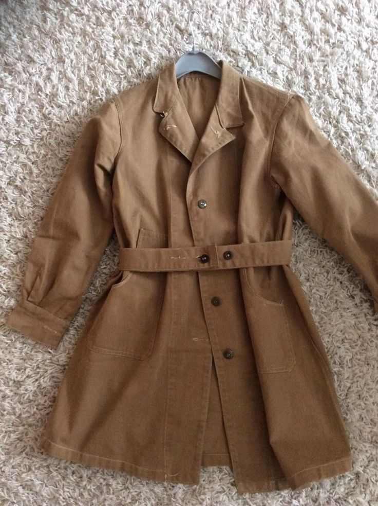 Women's  Land Army Working Coat