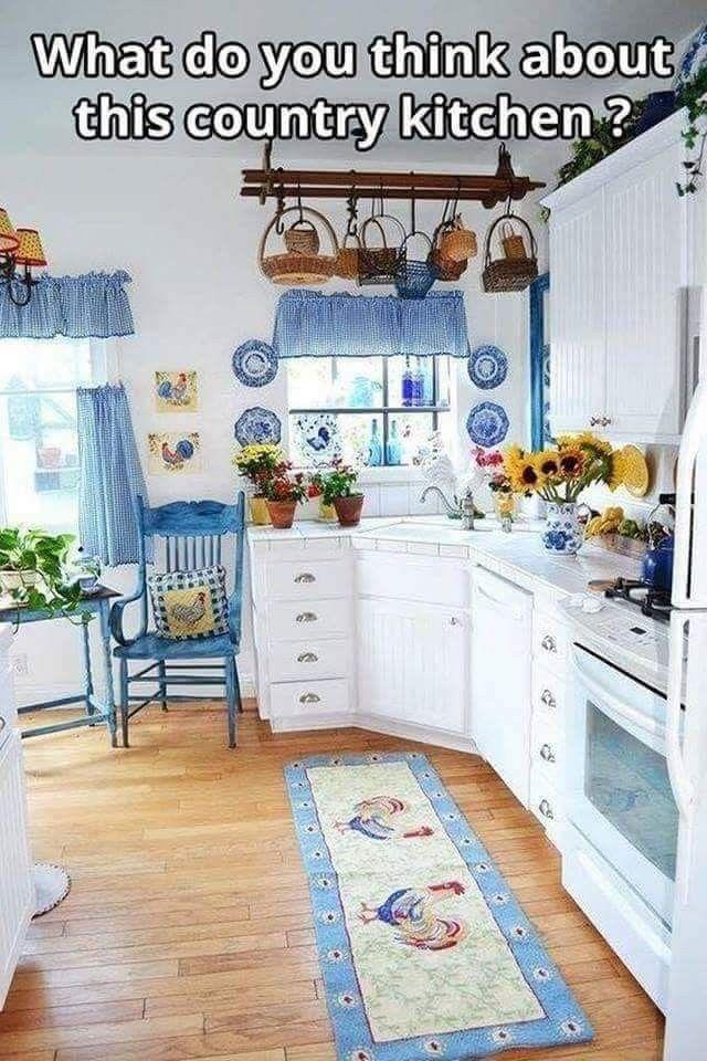 pin by elaine kelley on vintage kitchens french kitchen decor rh pinterest com
