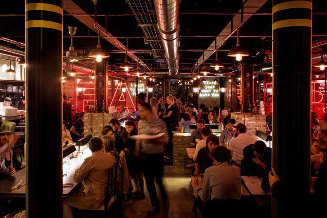 Restaurant Le Mokus à Paris - Trocadero - Avenue Kleber 75016
