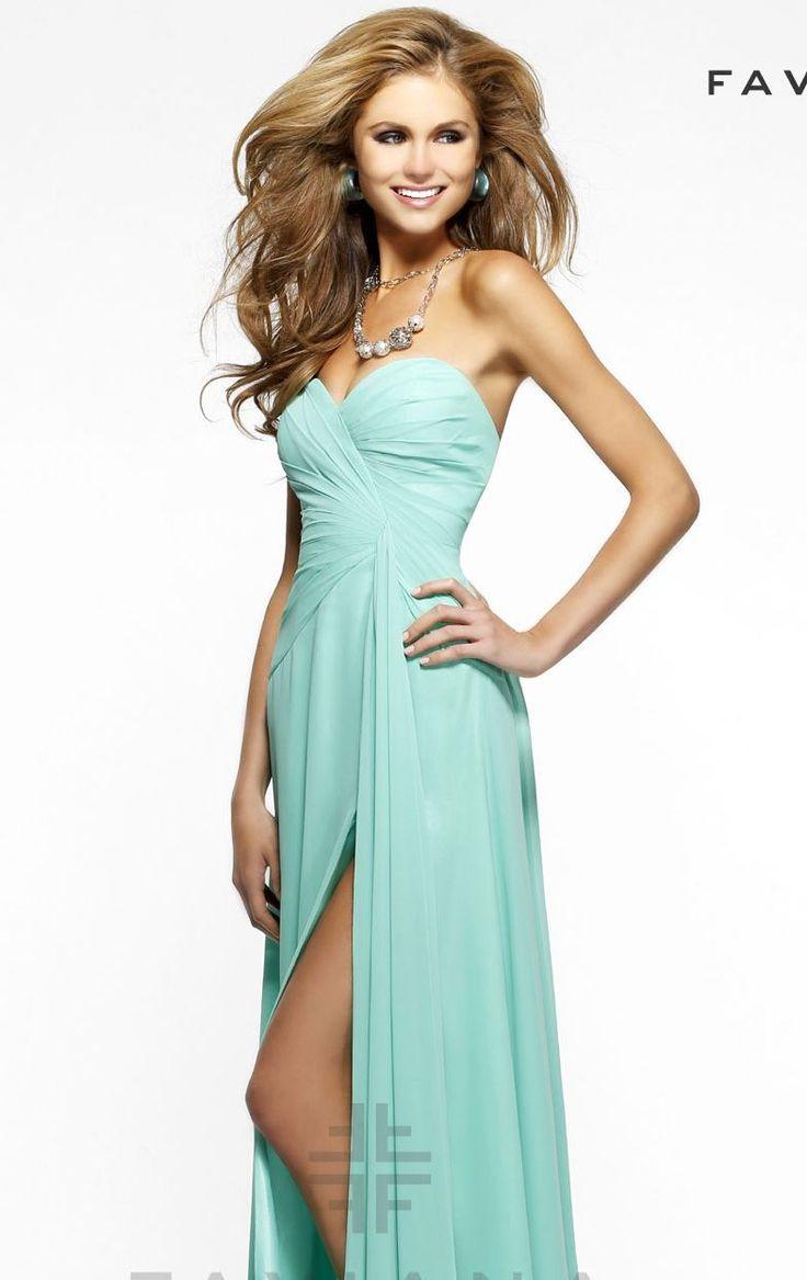 94 best dresses images on Pinterest | Prom dresses, Sherri hill ...