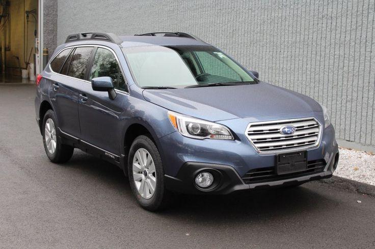 New 2017 Subaru Outback 2.5i Premium in Albany NY 12205 - 452796694