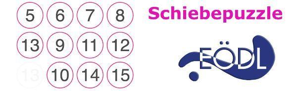 Training der optischen Serialität mit Zahlen_mit möglichst wenig Zügen die richtige Reihenfolge herstellen