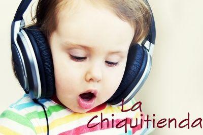La música y el bebé