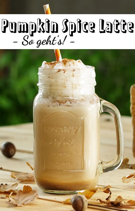 Der Herbst ist da - und mit ihm die wunderbare Kürbiszeit! Das It-Getränk der Saison ist ohne Zweifel Pumpkin Spice Latte. Der leckere Latte-Drink ist genau das Richtige bei Schmuddelwetter und Co. Wie er gemacht wird, erfährst du hier.