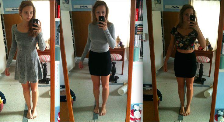 NOah Dress, 2x Skirt outfit