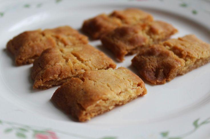 Karamel småkager