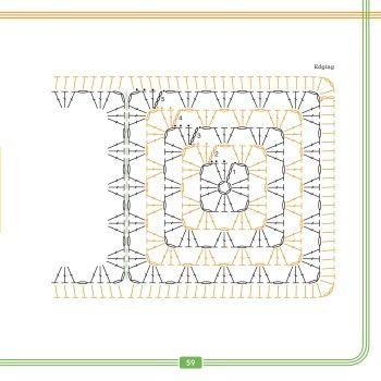 Crochet Braids Zetten : Meer dan 1000 afbeeldingen over Aan elkaar zetten van grannys op ...