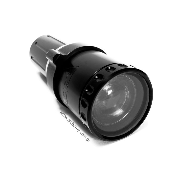 alchemy LED diving torch