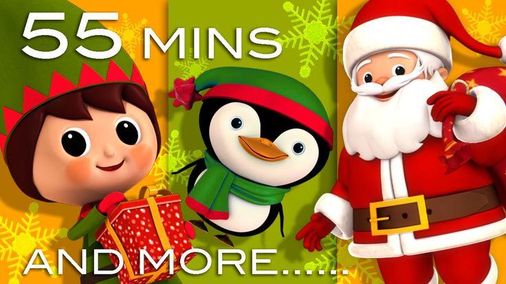 Anglické vánoční písničky pro děti