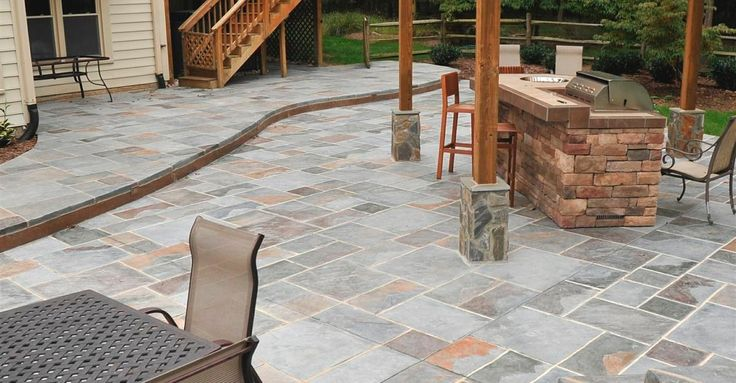 Stamped Concrete - Photos, Designs, and How To - The Concrete Network