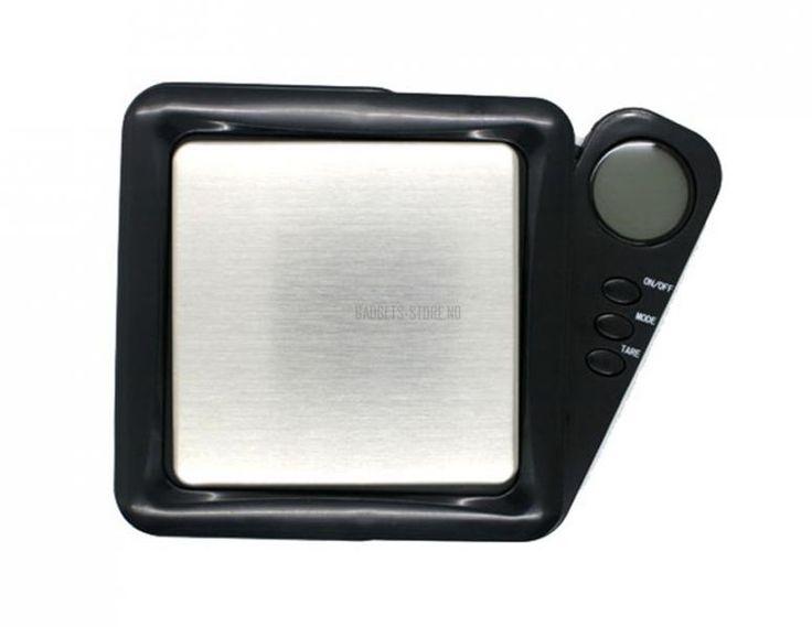 Digitalvekt flipp ut display fra Gadgets-store. Om denne nettbutikken: http://nettbutikknytt.no/gadgets-store-no/
