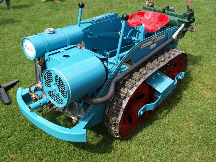 Ransomes MG2 Tractors - 1945 | by imagetaker!