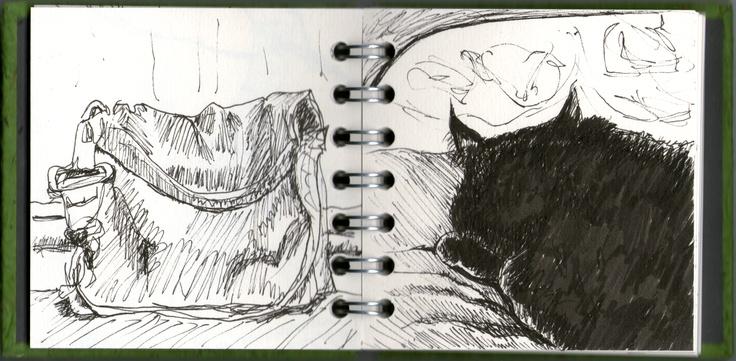 Sketchbook: Diary Sketch Books Journal, Rights Reserved, Images Copyright, Viv Owen, Copyright Viv, Illustration, Sketchbook, Visual Diary Sketch