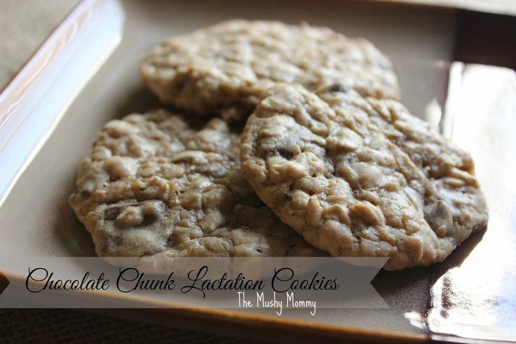 Easy and delicious lactation cookie recipe to help increase milk supply.