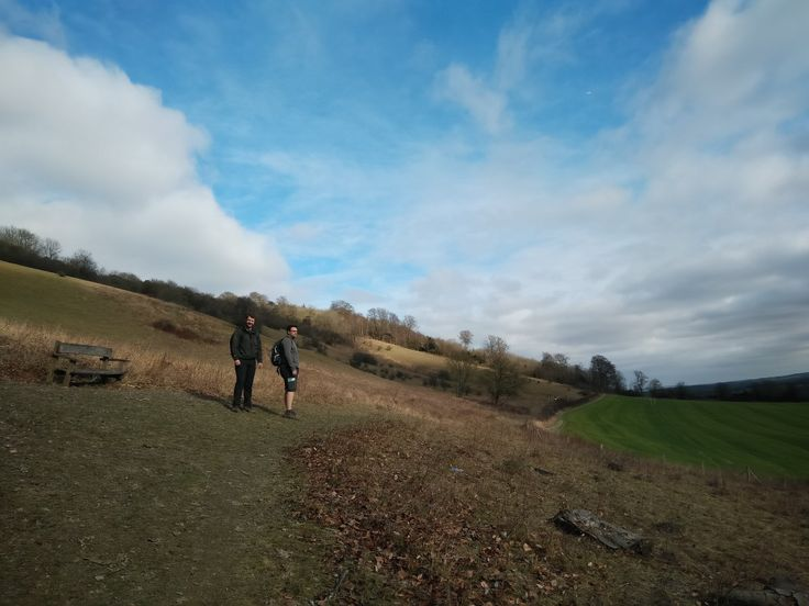 The North Downs Way - Section 4: Merstham to Oxted
