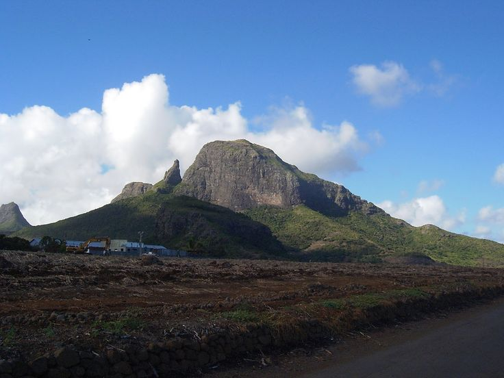 Mountain Building