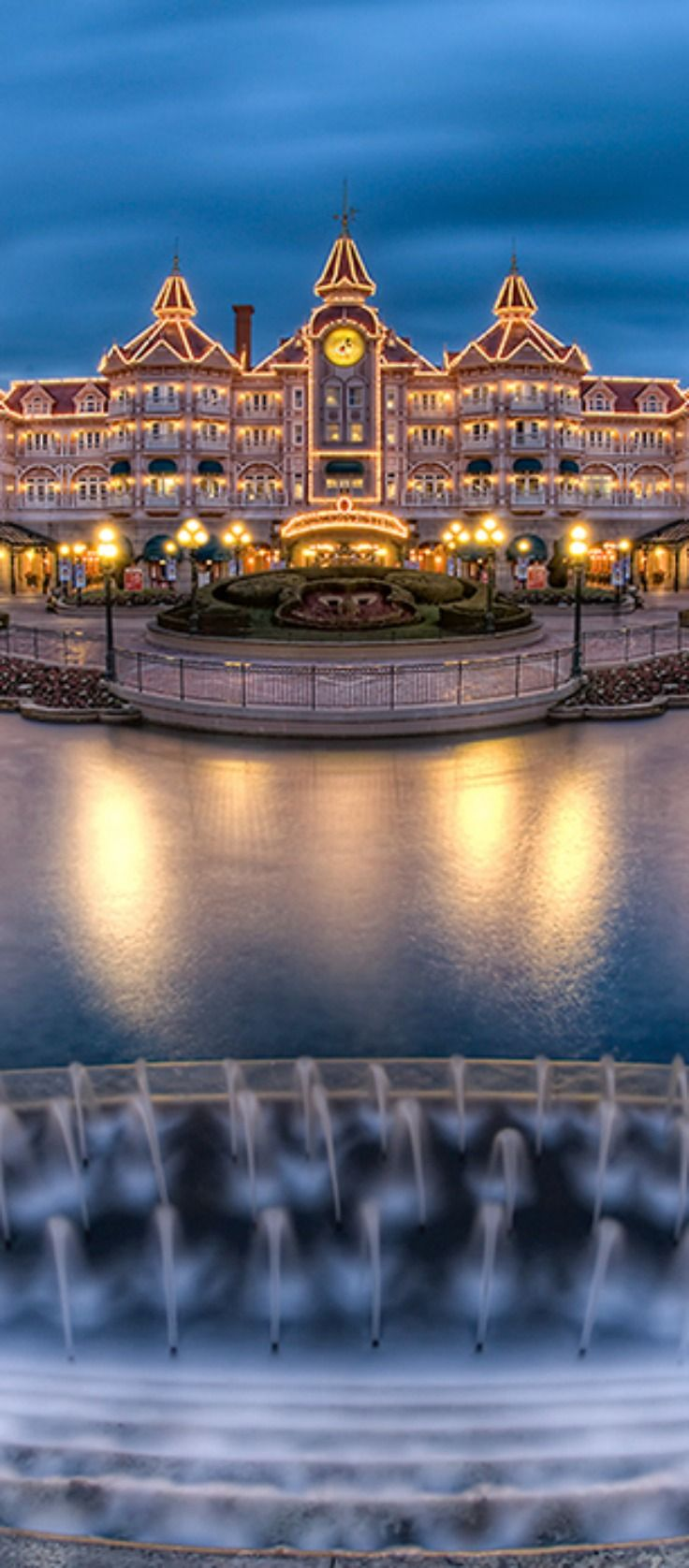 Disneyland PARIS, EuroDisney, France
