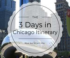 This popular Chicago itinerary includes the best things to do during your 3 days in Chicago. Save on admission & more. Enjoy!