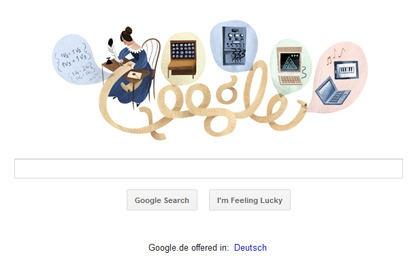 Ada Lovelace: die erste Programmiererin der Welt...