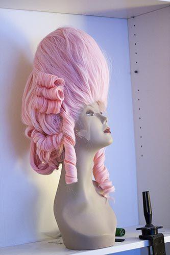 diy halloween wigs