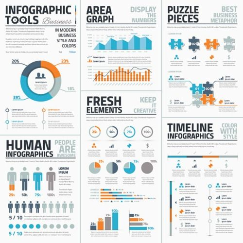 11 best Infographics \ data vis images on Pinterest Infographics - best of periodic table of elements vector