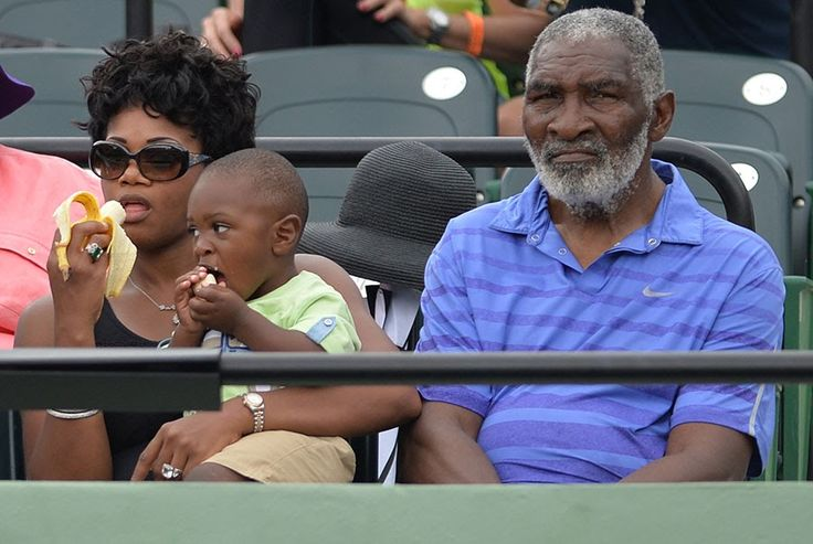 Serena Williams stepmother Lakeisha Graham has filed an emergency stay of eviction in Florida. The court papers obtained bySplash News accuses the tennis superstar of unfairly evicting her and Serenas half brother from her marital home.  Serenas elderly father Richard Williams 85 who married Lakeisha in 2010 filed for divorce earlier this year. The couple have a minor son together.  Lakeisha 38 filed an emergency court order after Serenas lawyers gave her 30 days (until Sept. 2) to vacate…