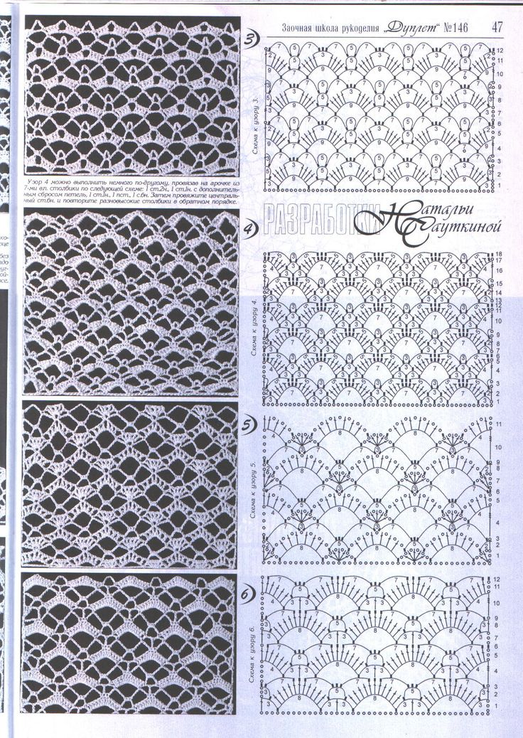 Duplet 146 ~~ Page 47 ~~ Lace ground stitches