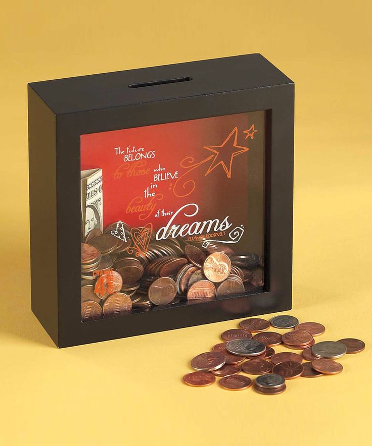 18 best Money / Fund Savings Boxes images on Pinterest   Boxing and ...