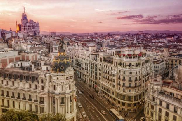 Madrid Ir De Vacaciones Ciudades Vacaciones