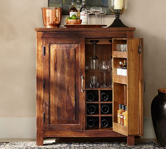 17 Best ideas about Bar Cabinets on Pinterest