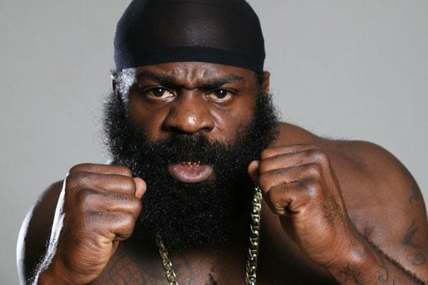 Kimbo, o assustador lutador está de volta