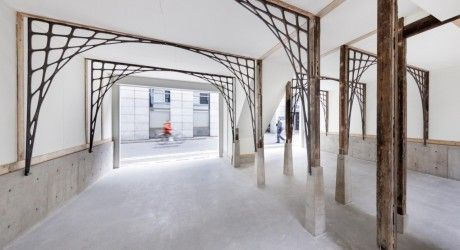 """Renovation of """"KANBAN-Style"""" Building by Rei Mitsui Architects"""