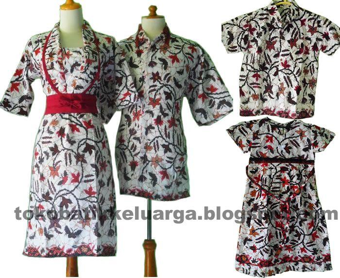 dress batik sarimbit keluarga modern SK35 di toko online http://tokobatikkeluarga.blogspot.com/