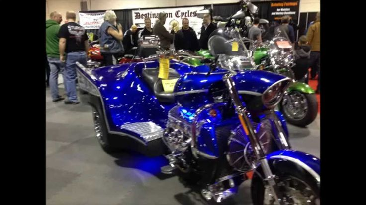 2014 Calgary Motorcycle Show  - From the back of a Goldwing - YouTube website:  wingithome.com