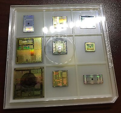 RARE computer CPU IC chip Microprocessor Vintage Silicon Vally Tech gold collect - http://electronics.goshoppins.com/vintage-computing/rare-computer-cpu-ic-chip-microprocessor-vintage-silicon-vally-tech-gold-collect/