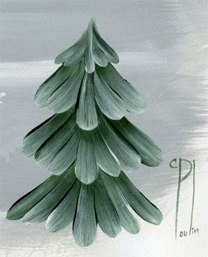 Learn to paint this funky folk art tree.  Come visit.