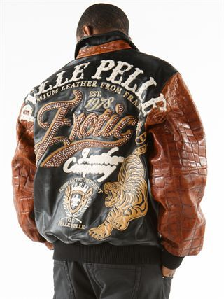 Pelle Pelle - EXOTIC One of the hottest styles of the year.