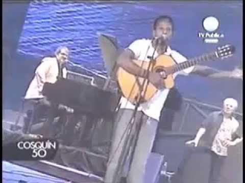 COSQUIN El Negro FERREIRA