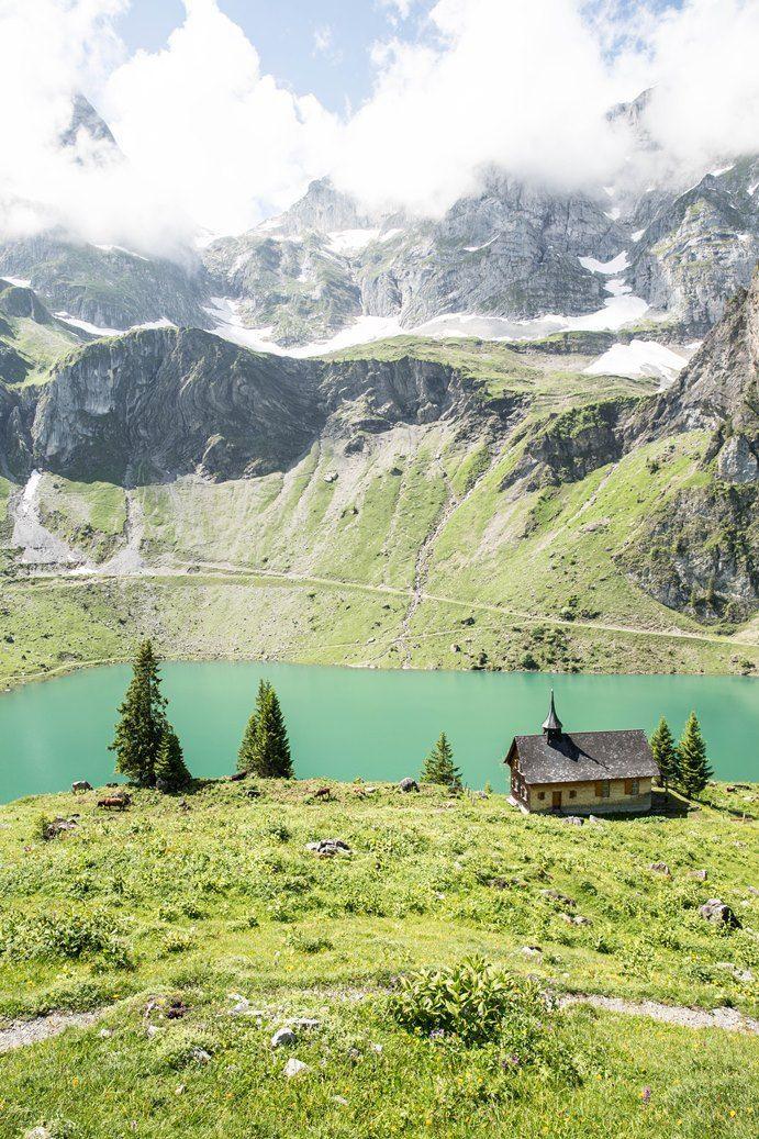 Wanderungen Engelberg: Seenwanderung, Trübsee, Bannalpsee, Spiegelseeli, Engstlensee, Wandertipp Fürenalp, Jochpass. Übernachtung: Hotel Bellevue-Terminus