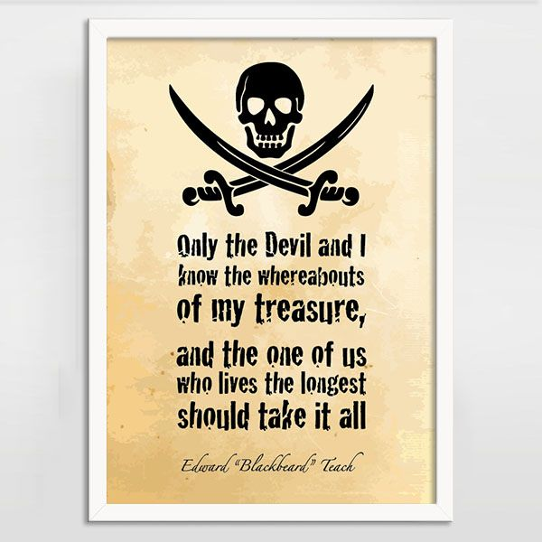 91 best Pirate Quotes images – Pirate Birthday Card Sayings