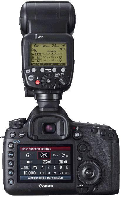 Fotografie: Flash Canon 600 EX-RT