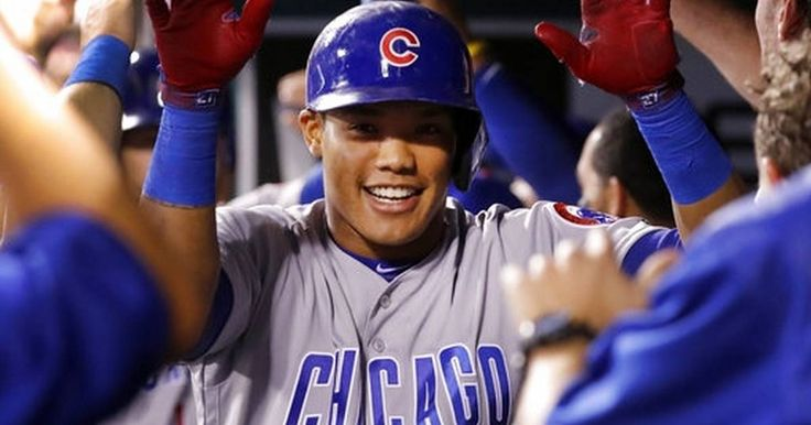 Russell homers, Cubs beat Cardinals 5-1 to clinch NL Central