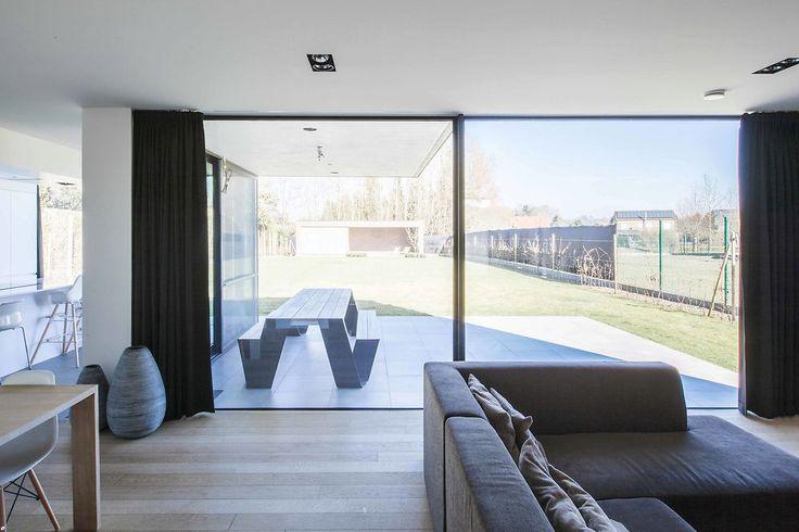 Francisca Hautekeete - architect Gent - TD - De Pinte - huis